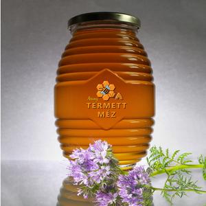 Facéliaméz, Élelmiszer, Méz & Propolisz, Élelmiszer előállítás, A facéliaméz a fajtaméz kategória egyik legjobb választása.\n\nFacélia, más néven mézontófű mézünk már..., Meska