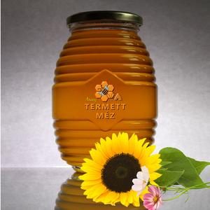 Nyári vegyes virágméz, Élelmiszer, Méz & Propolisz, Élelmiszer előállítás, A nyári szellő, a nyári zápor, a tündöklő nap energiája, a nyár összes virágának illata egy üvegbe z..., Meska