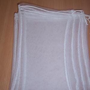 5db-os tüll textilzsák szett (textilcseppek) - Meska.hu