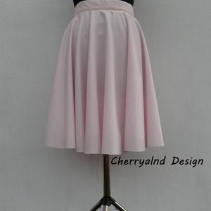 Cherryland Design Púder Rózsaszín Rockabilly stílusú szoknya , Táska, Divat & Szépség, Női ruha, Ruha, divat, Esküvő, Szoknya, Varrás,  Cherryland Design Púder Rózsaszín Rockabilly stílusú szoknya  \n \nEgyedi méretek alapján , megrendel..., Meska