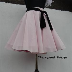 Cherryland Design Púder Rózsaszín Rockabilly stílusú szoknya /Alsószoknya, Táska, Divat & Szépség, Ruha, divat, Női ruha, Esküvő, Szoknya, Varrás, Cherryland Design  Púder Rózsaszín  Rockabilly stílusú szoknya /Alsószoknya\nEgyedi méretek alapján ,..., Meska