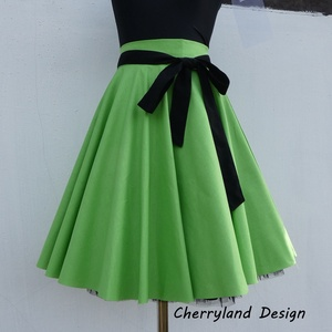 Cherryland Design Zöld  Rockabilly stílusú szoknya /Alsószoknya, Táska, Divat & Szépség, Női ruha, Ruha, divat, Esküvő, Szoknya, Varrás, Cherryland Design Zöld  Rockabilly stílusú szoknya /Alsószoknya \nEgyedi méretek alapján , megrendelé..., Meska