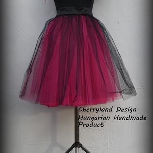 Cherryland Design Pink Árnyalat  Tüll Szoknya˛/ Pink Shades Tulle Skirt, Táska, Divat & Szépség, Ruha, divat, Gyerekruha, Női ruha, Szoknya, Varrás, Cherryland Design Pink Árnyalat  Tüll Szoknya\nEgyedi méretek alapján , megrendelésre készül.\nA szokn..., Meska