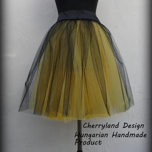 Cherryland Design Sárga  Árnyalat  Tüll Szoknya˛/ Yellow Shades Tulle Skirt, Táska, Divat & Szépség, Ruha, divat, Gyerekruha, Női ruha, Szoknya, Varrás, Cherryland Design Sárga Árnyalat  Tüll Szoknya\nEgyedi méretek alapján , megrendelésre készül.\nA szok..., Meska