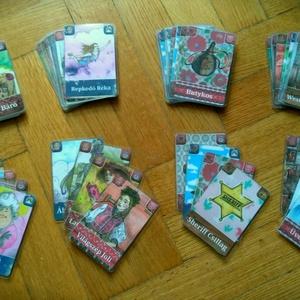 Meseszövő Mesterek Kártyajáték, Játék, Gyerek & játék, Társasjáték, Képzőművészet, Otthon & lakás, Illusztráció, Fotó, grafika, rajz, illusztráció, Fordulatos kártyajáték, melyben a cél, hogy a játékosok minél több játékkártyától megszabaduljanak, ..., Meska