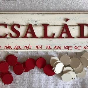 Vintage-születésnapos tábla, Névtábla, Ház & Kert, Otthon & Lakás, Festészet, Festett tárgyak, Szülinapok amiket ezentúl senki nem felejt el.\nVálasztható színekkel, stílussal. A táblák kézzel fes..., Meska