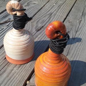 Betyárpohár-pálinkás/boros, Otthon & Lakás, Pohár, Konyhafelszerelés, Betyárosan furfangos ez a nyakba-akaszthatós pohár, amit szó szerint nem lehet letenni.   Pálinka és..., Meska