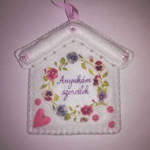 Anyák napi dekoráció (Timiboltja) - Meska.hu