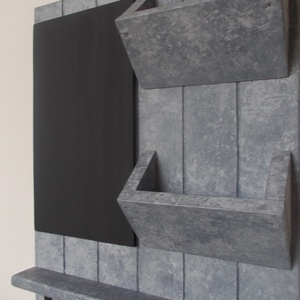 Kulcstartó - beton looks (timika111) - Meska.hu