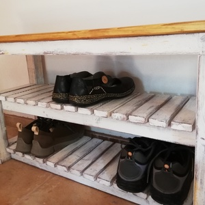 Pad - cipő pad  (timika111) - Meska.hu