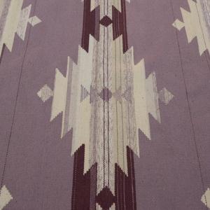 Gyapjúszőnyeg SZ14, Szőnyeg, Lakástextil, Otthon & Lakás, Szövés, Gyapjúfonalból hagyományos technikával szövőszéken szövött gyapjúszőnyeg.\nSzürkés-lila, bordós-lila,..., Meska
