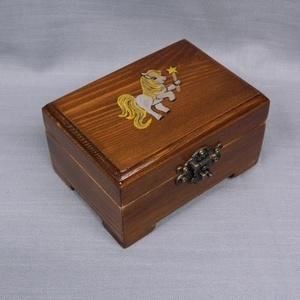 Fa  kis  ékszeres  doboz - Meska.hu