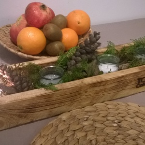 Adventi dekorációs doboz (TomArtCollection) - Meska.hu