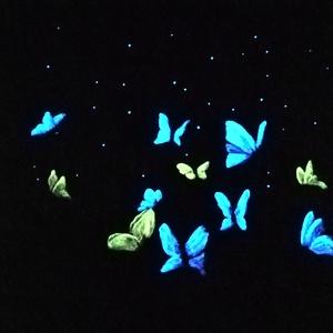 Pillangók az erdőben (Topi555) - Meska.hu