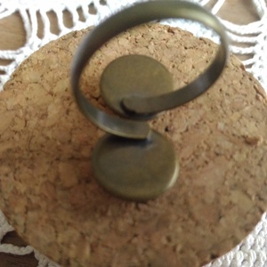 Indamintás gyűrű - ékszer - gyűrű - többköves gyűrű - Meska.hu