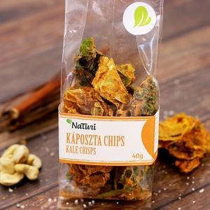 NaTuri káposzta chips, Kulinária (élelmiszer), Gyümölcs, zöldség, Régóta vártam rá, hogy a tunkik mellé egészséges mártogatnivalókat és nasikat is ajánlhassak nektek...., Meska