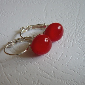Piros-arany medál (tuzcica) - Meska.hu