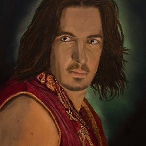 Portré festés, Portré, Portré & Karikatúra, Művészet, Festészet, Egy kézzel festett olajfestmény szeretteinkről, avagy magunkról, mindig jól mutat a falon, s ajándék..., Meska