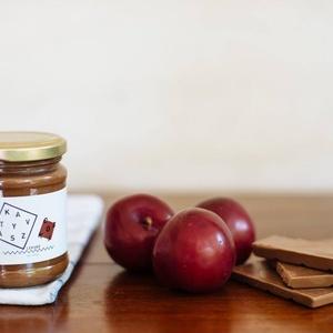 Katyvasz Tejcsokoládés szilvalekvár, Lekvár, Kulinária (Ízporta), Édességek, Élelmiszer előállítás, Nem titok, hogy a csoki minden gyümölccsel jó párosítás. Ebben szilvás verzióban egy hagyományos lek..., Meska