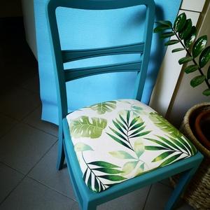 Egy szék, ami szép❤️, Otthon & lakás, Lakberendezés, Dekoráció, Bútor, Szék, fotel, Festészet, Erre a kidobásra ítélt székre egy régi ház felújítása során találtam. Megsajnáltam és úgy gondoltam,..., Meska
