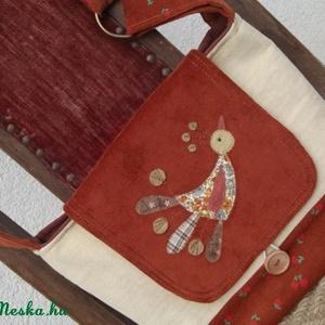 Madaras táska (vancsavarr) - Meska.hu