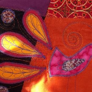 Crazy patchwork női táska  (vancsavarr) - Meska.hu