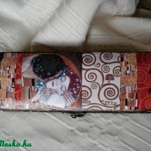 Tolltartó - Klimt (vanda0110) - Meska.hu