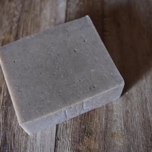 Holt-tengeri iszap szappan, samponszappanként is kiváló, Szépségápolás, Szappan & Fürdés, Szappan, Szappankészítés, A Holt-tengeri iszap felhasználása számos egészségügyi probléma orvoslására alkalmas. \nGyorsítja a s..., Meska