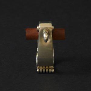 Turul gyűrű, Figurális gyűrű, Gyűrű, Ékszer, Ötvös, Ékszerkészítés, A Turul gyűrű jellemzői:\n\nAnyaga: 925 ezrelékes finomságú ezüst, szilvafa.\nSzélessége: 22,5 mm\nMagas..., Meska
