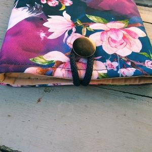 TULIPÁNFA Vízálló Kindle e-book olvasó tartó választható méret oasis kindle takaró  - táska & tok - laptop & tablettartó - ebook & tablet tok - Meska.hu