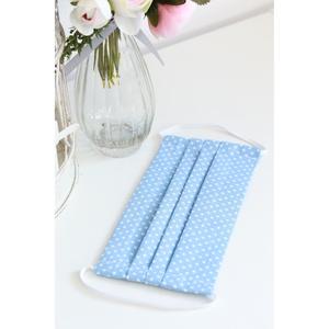 Arcmaszk szűrőtartóval szájmaszk dupla rétegű 100% pamut mosható vasalható újra használható, puha gumival kék pöttyös, Férfiaknak, Táska, Divat & Szépség, Focirajongóknak, Konyhafőnök kellékei, Szépség(ápolás), Maszk, szájmaszk, Arcmaszk szűrőtartóval, szájmaszk dupla rétegű magas minőségű 100% pamut virág- és egyéb mintás pamu..., Meska