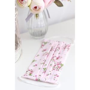 Arcmaszk szűrőtartóval szájmaszk dupla rétegű 100% pamut mosható vasalható újra használható, puha gumival rózsa virágos, Táska, Divat & Szépség, Szépség(ápolás), Fürdőszobai kellék, Maszk, szájmaszk, Esküvő, Hajdísz, ruhadísz, Varrás, Arcmaszk szűrőtartóval, szájmaszk dupla rétegű magas minőségű 100% pamut virág- és egyéb mintás pamu..., Meska