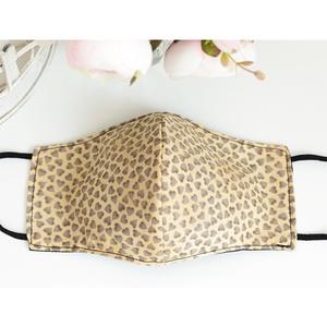 Akció! Kényelmes felnőtt maszk dupla 2 réteg pamut mosható vasalható újra használható puha gumival egyedi szív minta, Maszk, Arcmaszk, Női, Varrás, Új design a megszokott magas minőségben! Arcra simuló 2 rétegű divatos dán dizájner pamutvászon masz..., Meska