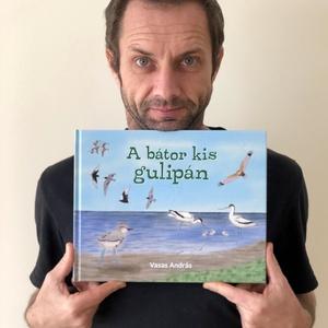 A bátor kis gulipán mesekönyv, Játék & Gyerek, Festészet, A BÁTOR KIS GULIPÁN egy természetmese, ami a szikes tavak madárvilágát mutatja be a gyerekeknek. Az ..., Meska
