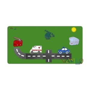 Járművek kollekció - 10 db mágneses játék + fémtábla, Szerepjáték, Játék & Gyerek, Hímzés, Mindenmás, Kollekciónk egyik csomagja ez a 10 darabból álló, JÁRMŰVEK állatait tartalmazó csomag, melyhez tarto..., Meska