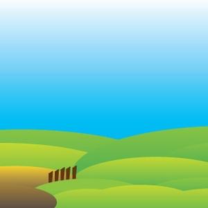 Farm fémtábla, Játék & Gyerek, Szerepjáték, Farm kollekciónk mágnesfiguráihoz készült ez a 40 cm magas 80 cm széles fémtábla, melyre háttérként ..., Meska