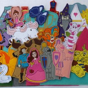 Királyság kollekció - 30 darab figura (Vavilokids) - Meska.hu