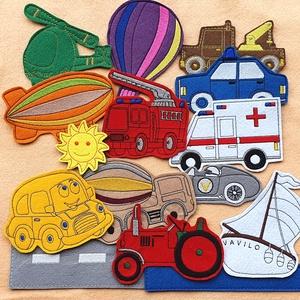 Járművek kollekció - 15 darab mágneses játék, Autó & Motor, Plüssállat & Játékfigura, Játék & Gyerek, Hímzés, Mindenmás, Kollekciónk egyik csomagja a JÁRMŰVEK melyben az alábbi mágneses játékok találhatóak meg : autó, aut..., Meska
