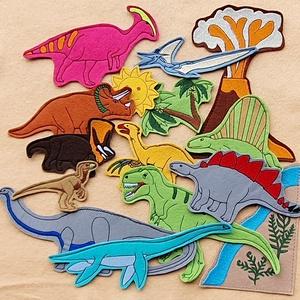 Dinoszaurusz kollekció - 15 darab figura, Szerepjáték, Játék & Gyerek, Hímzés, Mindenmás, Kollekciónk egyik csomagja a DINOSZAURUSZOK melyben az alábbi figurák találhatóak meg : Apatosaurus,..., Meska