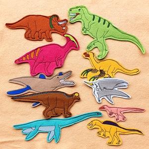 Dinoszaurusz kollekció - 10 darab figura, Játék & Gyerek, Plüssállat & Játékfigura, Más figura, Hímzés, Mindenmás, Meska