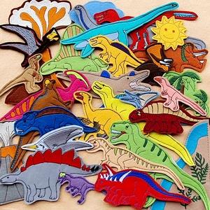 Dinoszaurusz kollekció - 30 darab figura, Játék & Gyerek, Más figura, Plüssállat & Játékfigura, Hímzés, Mindenmás, Meska