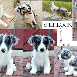 Kutyamás plüss készítés/ saját kép alapján készülő kutya hasonmás plüss, Otthon & lakás, Gyerek & játék, Játék, Plüssállat, rongyjáték, Varrás, Gyurma, Most kisebb méretben is készítek kép alapján kutyamás plüssöket! :) Ezen az áron csak a fehér, illet..., Meska