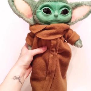 -30% LEÁRAZÁS! Baby Yoda plüss/ The Mandalorian Star Wars sorozatból (Victoriaqueen92) - Meska.hu