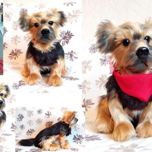 Kutyamás plüss készítés/ saját kép alapján készülő kutya hasonmás plüss/ születésnapra, névnapra, Otthon & lakás, Gyerek & játék, Játék, Plüssállat, rongyjáték, Varrás, Gyurma, Neked csak annyi a dolgod, hogy küldj nekem pár jó minőségű képet a kutyusodról! :)\n\nFONTOS!! Kérlek..., Meska