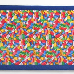 Falvédő, Otthon & Lakás, Falvédő, Lakástextil, Jó minőségű pamutvászonból, vatelinnel bélelve készítettem a falvédőt. Méret:200X76cm Hátsó bújtatók..., Meska