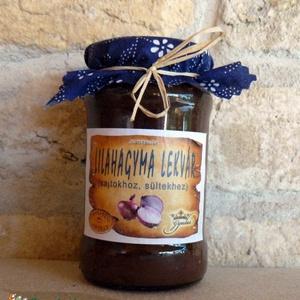 Lilahagyma lekvár, Lekvár, Kulinária (Ízporta), Élelmiszer előállítás, Vadételekhez, sültekhez, grillhúsokhoz, sajtokhoz egyaránt kitűnő., Meska