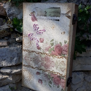 Igazi csajos dobozka ékszereidnek vagy minden másnak a vintage jegyében (vintageajandek) - Meska.hu