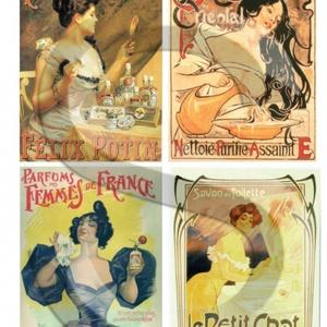 Plakát sorozat : Pipere képek, Papír, Decoupage papír, Decoupage, szalvétatechnika, Decoupage minták, A 4-s méretű rizsnyomat, vékony 20 gr-s rizspapíron, découpage technikához. Az eredeti nyomatot vízj..., Meska