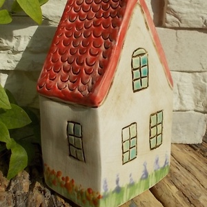 Az én házam  :) (VintageGarden) - Meska.hu