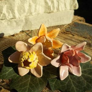 3 szál virág (VintageGarden) - Meska.hu